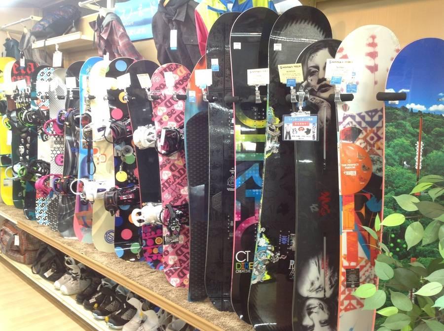 【TFスポーツ青葉台店】まだ間に合う!ウィンターSALE開催中!【中古スキー・中古スノーボード】