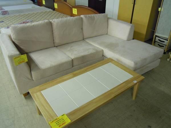 所沢店家具入荷情報 当店では本日、ニトリのコーナーソファーを買い取り入荷致しました。人気の...