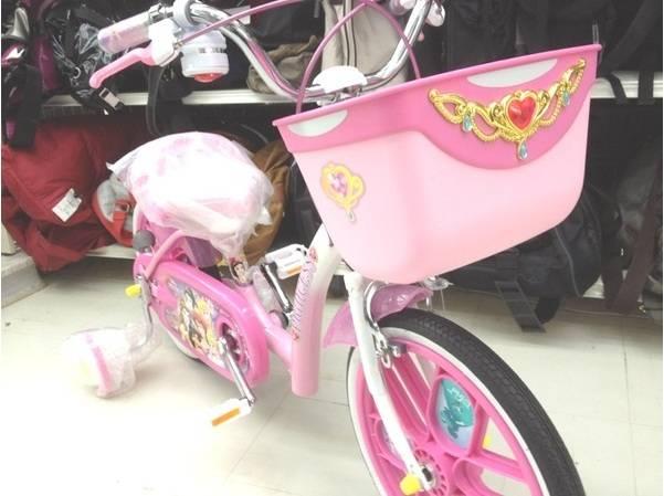 アイデス)幼児用16インチ自転車 ...