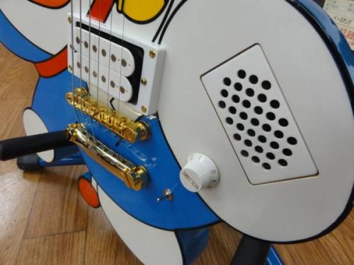 ギターのドラえもん