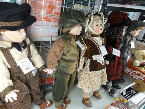 フィギュアの人形
