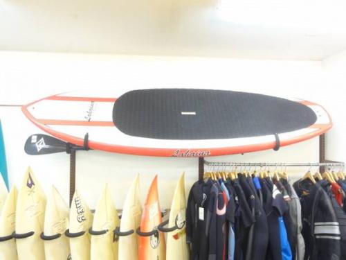 サーフボードのパドルサーフィン