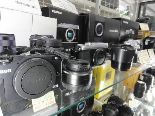 デジタルカメラの足立西新井家電