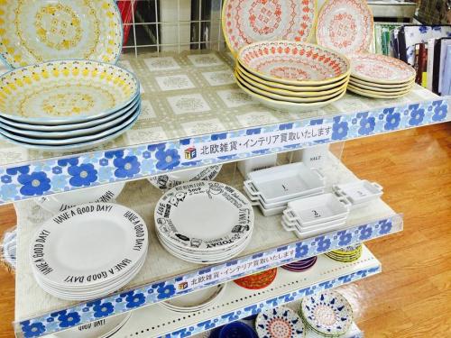 洋食器の北欧雑貨
