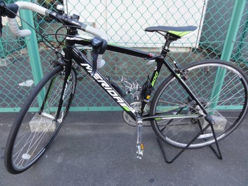 自転車のMERIDA
