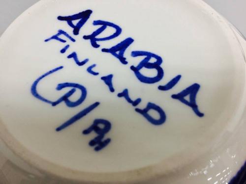 ARABIAのMEISSEN