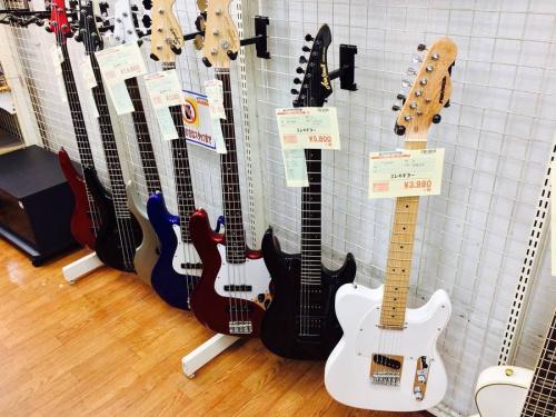 アコースティックギターの足立西新井楽器