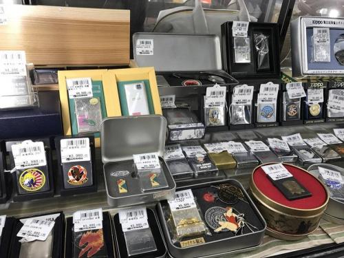 ライターの足立西新井雑貨