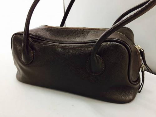 ハンドバッグの土屋鞄