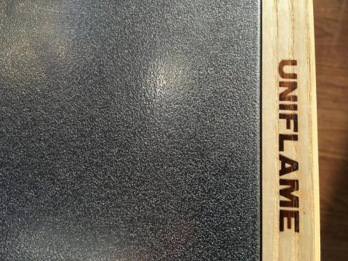 アウトドアのアウトドアテーブル