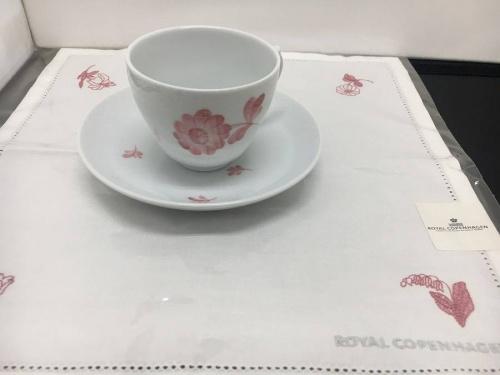 Royal Copenhagenのカップ&ソーサー