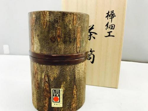 雑貨の茶筒