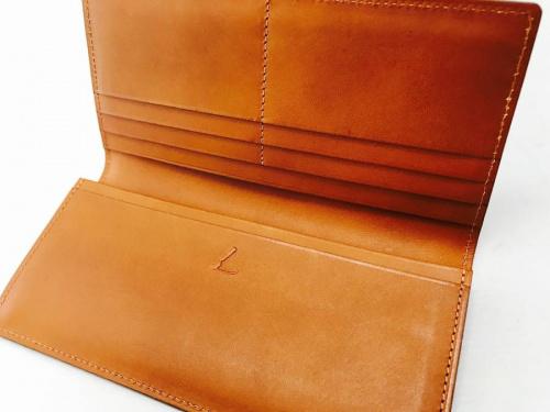 長財布のブリーフケース