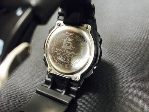 腕時計のディズニー