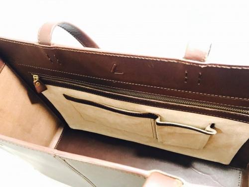 土屋鞄のトートバッグ