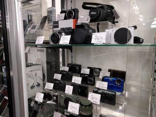 Canonのデジタルカメラ