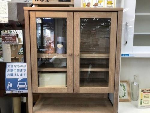 カップボード・食器棚の木製