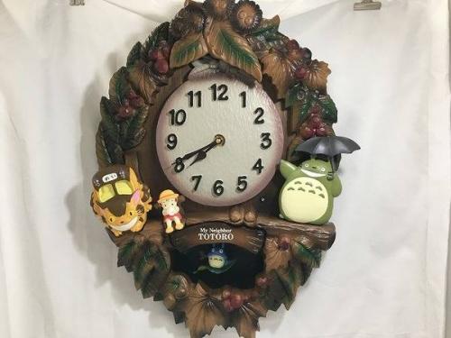 時計のトトロ