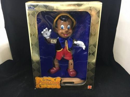 ピノキオのDisney