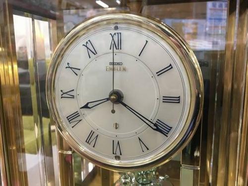 SEIKOの電波時計