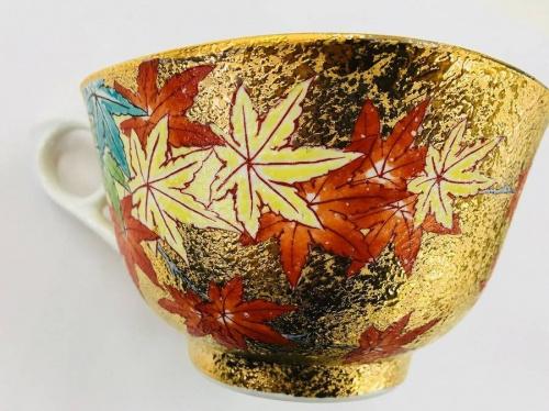 珈琲碗の金龍窯