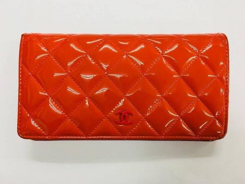 CHANELの長財布
