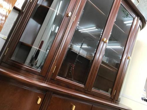 家具のキュリオケース