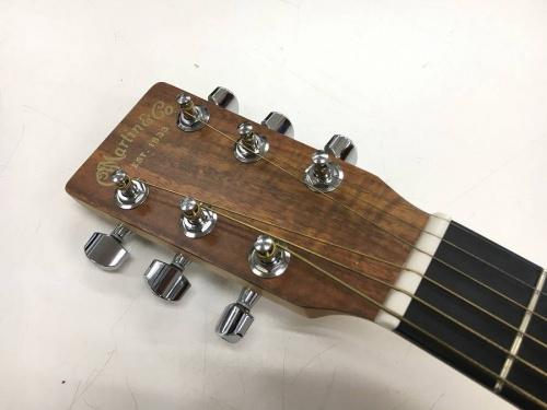 ギターのMartin