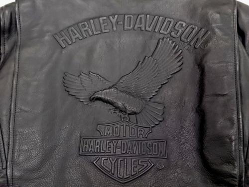 ハーレーダビッドソンの未使用