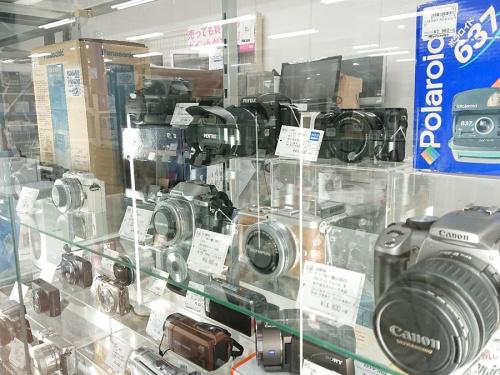 テレビのカメラ