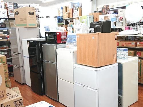 1ドア冷蔵庫のSR-R4802