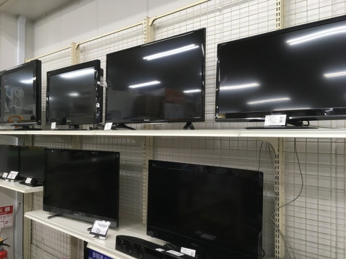 TOSHIBA テレビ 中古のトレファク テレビ 中古