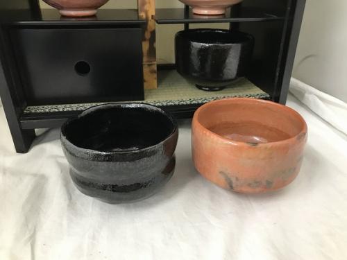 利休の茶碗
