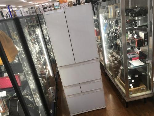 6ドア冷蔵庫 中古のTOSHIBA 6ドア冷蔵庫 中古