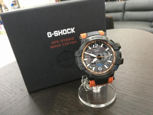 G-SHOCK 中古の腕時計 電波ソーラー 中古