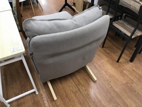 リクライニングチェアーの椅子