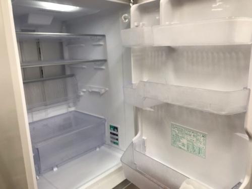 中古の冷蔵庫