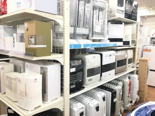 暖房家電の足立