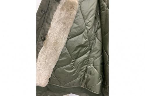 ミリタリー コートの冬物
