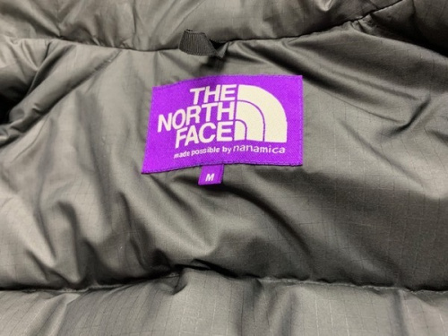 THE NORTH FACE 古着 の中古 ダウン