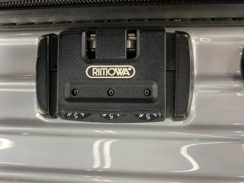 スーツケースのRIMOWA(リモワ)
