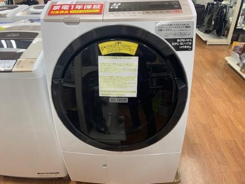 洗濯機のドラム洗濯機