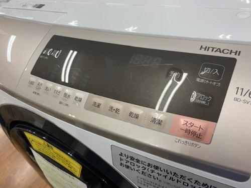 ドラム洗濯機のBD-SV110CL