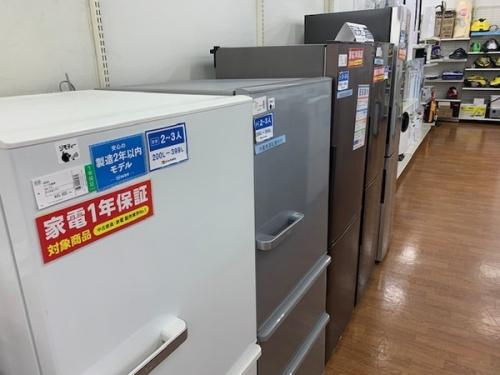 洗濯機のUSED 西新井