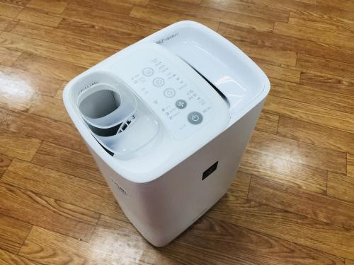 加湿器の暖房