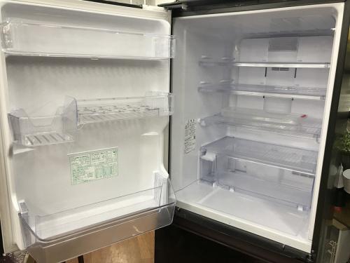 トレファクの大型冷蔵庫