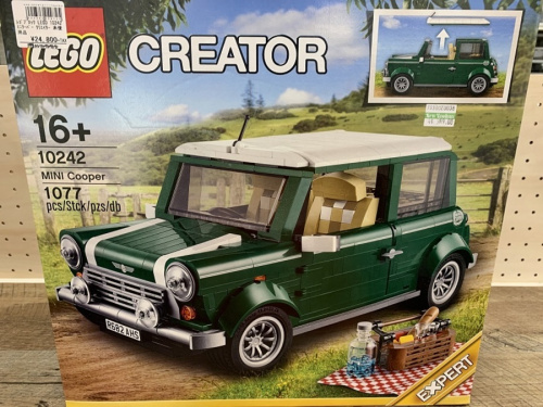 おもちゃのLEGO(レゴ)