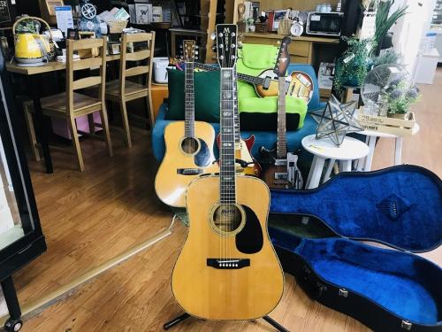 ギターの中古楽器屋