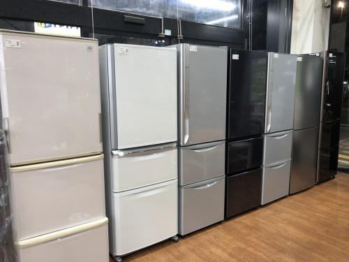 冷蔵庫のトレファク足立西新井店