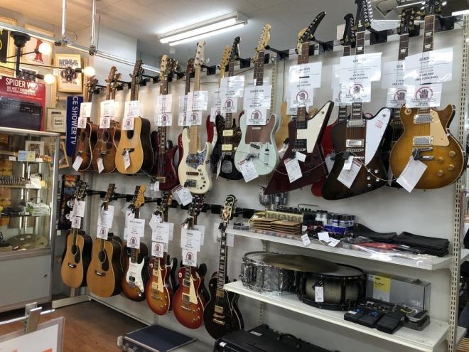 【楽器売場増設】どんな状態のギターでもお持ち込みください!!!【西新井店】